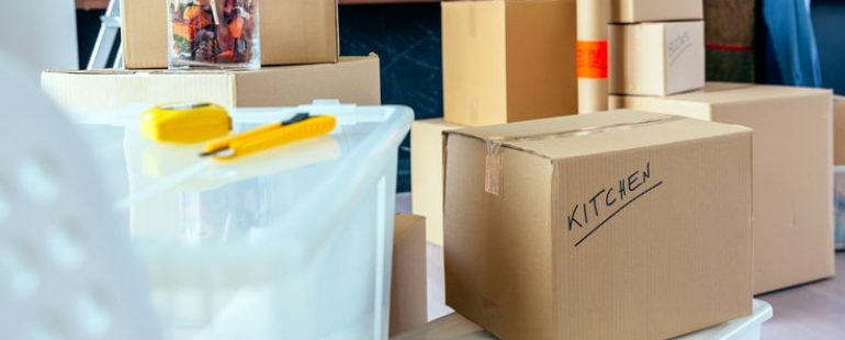 Staying Organized While Moving