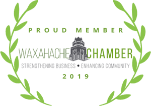 Proud Member of the Waxahachie Chamber