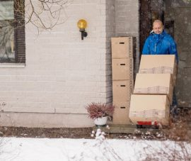 Tips for Moving in the Winter