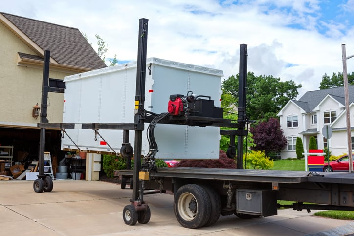 Portable Storage Container