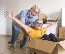 Moving into a Smaller Place Without Stress