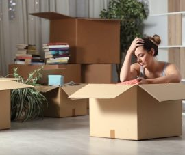 How to Ease Moving Stress